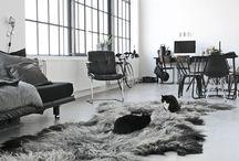 Interior / Architecture's home, designer's home