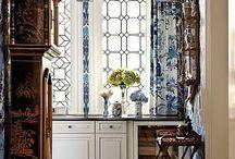 Interior / Chinoiserie style