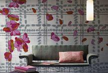 Wallpaper effect