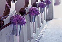 colours ♥ lavender lilac plum and purple