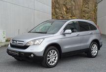 Honda CRV 2.2icdti full equip 12/2009....16990 Euros.