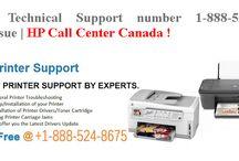 Hp Printer Call Center Canada