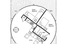 alternative living / yurts, earthships, cob houses, cabins, solar panels, and whatnot