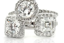 Timeless Designs / Engagement rings by Timeless Designs / by agent diamond