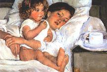 Darcy & Elizabeth Artwork Inspirations