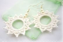 CROCHET.Earrings / by Jolezz