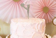 Aniversário Bailarina ideias