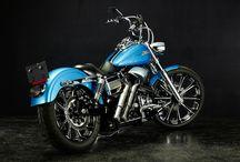 Bad Land Harley Davidson Custom