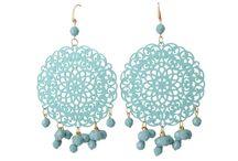 Earrings Bijoux Jewelry / Handamade Madeinitaly