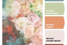 Color Scheming / by Sabine Kucmer