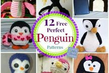 Croche penguins