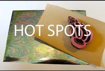 Arts and crafts HOT SPOTS Tee Shirt