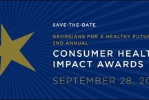 2016 Consumer Health Impact Awards / We're excited to celebrate #CHIA2016 with you! Follow this board for awardee announcements, silent auction updates, and sneak peaks of the venue!