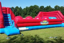 Inflatables For Your Event! / Looking for the perfect inflatable for your next event? Or maybe a fun way to invite your guests, decorate or market for your inflatable party of program? This board is filled with all of the above!