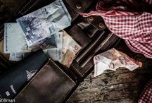 A stash for your cash - Wallets and Purses / Few accessories are as constant in your day to day travels as the vestibule for your dosh.