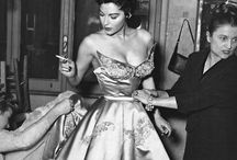 VINTAGE GLAMOUR / Vintage glamour from the 1930s, 1940s, 1950s, 1960s & 1980s.