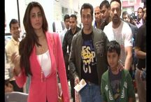 Daisy Shah / Daisy Shah's latest hot and happening news, gossips, pictures, photo shoots, videos and interviews.