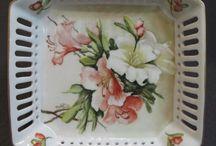 Disegni porcellana fiori