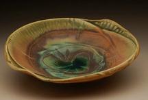 clay handmade ceramics pottery / by Ellen Ross