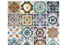 Tiles, Flooring