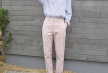 Casual Chic Pastel