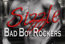 Bad Boy Rockers / About men who meet their match!