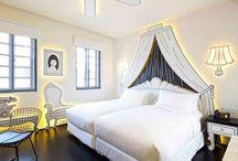 Hotels İnterior design