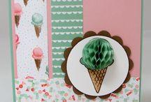 Cards - SU Honeycomb