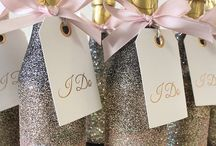 Fina dekorationer till bröllop