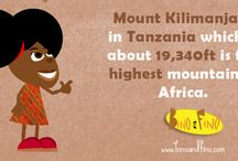 Fun Facts About Africa!