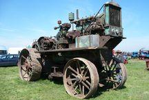 McLaren Ploughing Engines