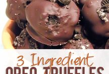 5 Ingredients or Less Recipes / by Julie Bug