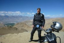 Adventure Rides in India-Himalayas / Royal Bike Riders organize best motorcycle tour in Himalayas where you conquer highest road at 5600 M & visit best located monasteries in Ladakh region of India. Get details http://www.royalbikeriders.com