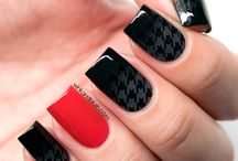 * Inspired By Fashion, Nail Art / by Bliss Kiss