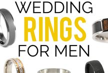 Wedding ring bands