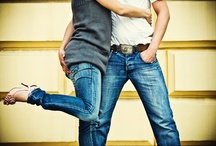 Photography: Couples / Couple Pose Ideas - For me and the hubby or others / by Tiffanie Luster