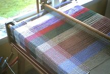 Weaving / Found an old rigid heddle loom, so here goes / by nzcatherine