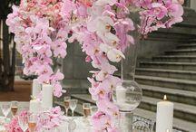 Blomsteroppsatser/Flowers