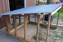 chicken shelter