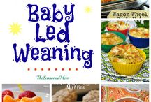 Toddlers and Baby Weaning Foods