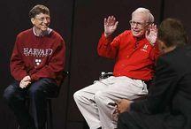 Bill Gates & Warren Buffett