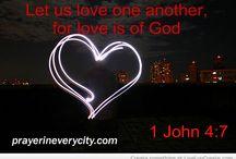 1 John / Verses from 1 John