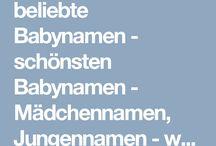 Namen / Namen