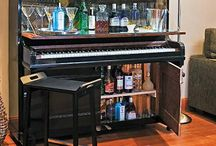 Convert piano Into bar / Project to make my piano useful and loved again!