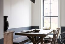 Dining Rooms / Breakfast nooks, dining areas or rooms to just sit down and eat in.