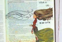 Heather's Hobbie Haven - Bible Journaling