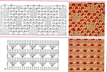 crocheting/how to's / by Birgit from Germany