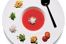 gazpacho / Around the World: Spain Gazpacho