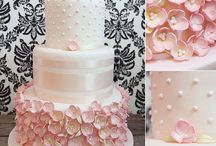 Cake : flower