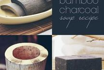 Bamboo Charcoal / Bamboo Charcoal - uses and applications